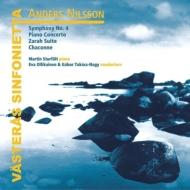 Sym, 4, Piano Concerto, Etc: Ollikainen / Takacs-nagy / Vasteras Sinfonietta Sturfalt(P)