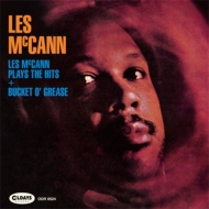 Les Mccann Plays The Hits +Bucket O' Grease