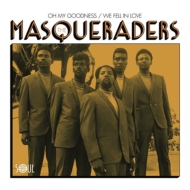 Masqueradersの67年作未発表音源が奇跡の発掘!