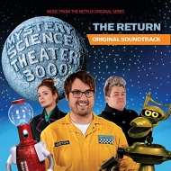 Mystery Science Theater 3000: The Return (Netflix Original Series)(Blue-grey Satellite Of Love Vinyl)