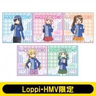 マイクロファイバーハンカチ(5枚1セット)/ マギアレコード【Loppi・HMV限定】