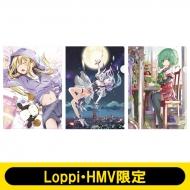 クリアファイルセット(A)/ マギアレコード【Loppi・HMV限定】