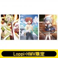 クリアファイルセット(B)/ マギアレコード【Loppi・HMV限定】