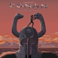 コナン・ザ・グレート オリジナルサウンドトラック (180グラム重量盤レコード)