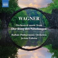 Orchestral Music from Ring : JoAnn Falletta / Buffalo Philharmonic