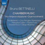 室内楽作品集 デュオ・ペルジーニ=ピアネッツォーラ、トリオ・ベッティネッリ、他