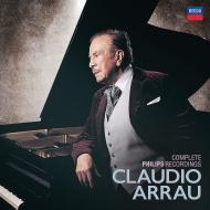 Claudio Arrau : Complete Philips Recordings (80CD)