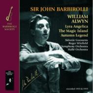 Lyra Angelica, Autumn Legend, The Magic Island: Barbirolli / Halle O S.goossens(Hp)Winfield(Ehr)