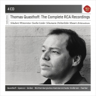 トーマス・クヴァストホフ/RCA録音全集(4CD)