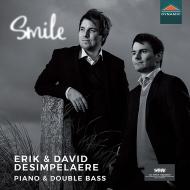 コントラバスとピアノによる近現代作品集 ダヴィド・デシンペライア、エリク・デシンペライア