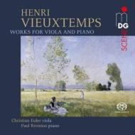ヴィオラとピアノのための作品集 クリスティアン・オイラー、パウル・リヴィニウス