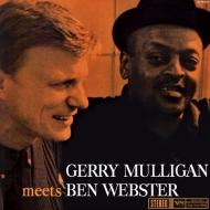 Gerry Mulligan Meets Ben Webster (高音質盤/200グラム重量盤レコード/Analogue Productions)