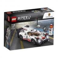 LEGO 75887 スピードチャンピオン ポルシェ 919 ハイブリッド