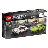 LEGO 75888 スピードチャンピオン ポルシェ911 RSR と 911 ターボ3.0