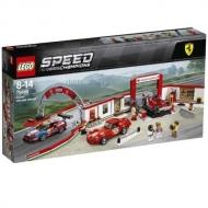 LEGO 75889 スピードチャンピオン フェラーリ・アルティメット・ガレージ
