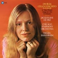 チェロ協奏曲:ジャクリーヌ・デュ・プレ(チェロ)、ダニエル・バレンボイム指揮&シカゴ交響楽団 (180グラム重量盤レコード)