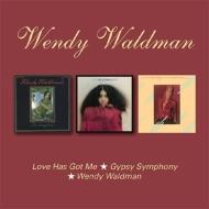 Love Has Got Me / Gypsy Symphony / Wendy Waldman (2CD)
