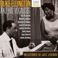 Milestones Of Jazz Legends (10CD)