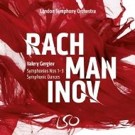 ラフマニノフ:交響曲第1番、第2番、第3番、交響的舞曲、バラキレフ:ロシア、タマーラ ワレリー・ゲルギエフ&ロンドン交響楽団(3SACD+ブルーレイ・オーディオ)