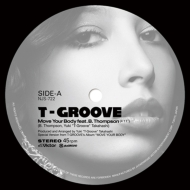 Move Your Body feat.B.Thompson / Roller Skate feat.Precious Lo's (7インチシングルレコード)