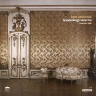 Brandenburg Concerto, 1-6, : Concerto Koln