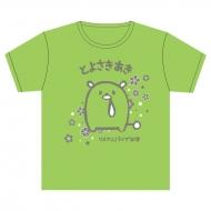 豊崎愛生 Tシャツ (ライム)【M】 /  リスアニ!LIVE TAIWAN