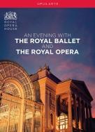ロイヤル・オペラ・ハウスの一夜〜バレエ&オペラ・ハイライト(2DVD)