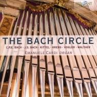 The Bach Circle-organ Music: Emanuele Cardi