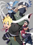 Boruto Naruto Next Generations Dvd-Box3