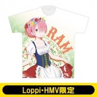 フルグラフィックTシャツ(ラム)/ Re:ゼロから始める異世界生活【Loppi・HMV限定】