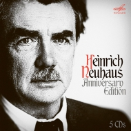 Heinrich Neuhaus : Anniversary Edition (5CD)