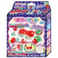 PGR-09 ぷにジェル 別売りカラージェル2色セット レッド/グリーン