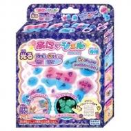 PGR-10 ぷにジェル 別売り光るジェル2色セット ミルキーピンク/ミルキーブルー