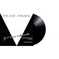 Je T'aime Melancolie (Maxi 45 Tours)