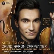 ドヴォルザーク:チェロ協奏曲〜ヴィオラ版、バルトーク:ヴィオラ協奏曲、他 デイヴィッド・アーロン・カーペンター、大野和士、ユロフスキー、ロンドン・フィル(2CD)