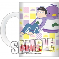 おそ松さん フルカラーマグカップ「一松・十四松・トド松」ちゅんコレと一緒ver.
