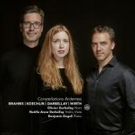 ブラームス:ホルン三重奏曲、ケクラン:4つの小品、他 オリヴィエ・ダルベレイ、ノエル=アンネ・ダルベレイ、ベンジャミン・エンゲリ
