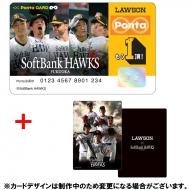 福岡ソフトバンクホークス×Pontaカード (B5下敷き付)