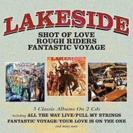 Shot Of Love / Rough Riders / Fantastic Voyage (2CD)