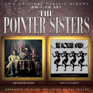 Pointer Sisters / That's A Plenty (2CD Expanded Editions)