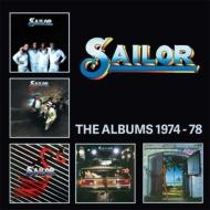 Albums 1974-78 (5CD)