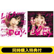《同時購入特典付》 LiSA BEST -Day-& LiSA BEST -Way-(Blu-rayセット)