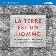 地は人〜ファーニホウ近作集 マーティン・ブラビンズ&BBC交響楽団、アンサンブル・ルシェルシェ、EXAUDI