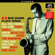 Plays Tenor (180グラム重量盤レコード/Jazz Workshop)