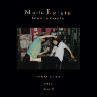 Music Exists Disc 4 (アナログレコード)
