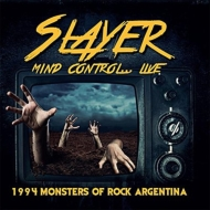 Mind Control Live -1994 Monsters Of Rock Argentina
