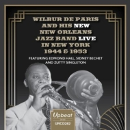 Live In New York 1944 & 1953
