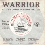 Dead When It Comes To Love