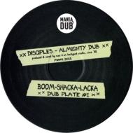 Almighty Dub / Zion Rock Dub (10インチシングルレコード)