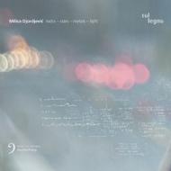 『岩−星−金属−光』 アンサンブル・ルシェルシュ、バイエルン放送交響楽団、ミュンヘン室内管弦楽団、アルミーダ四重奏団